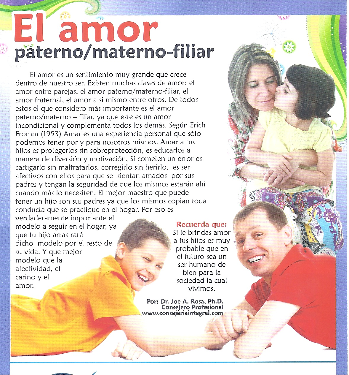 Revista Kids & Teens